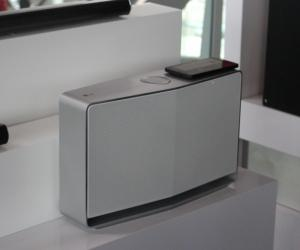 LG Music Flow speakers