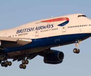 British Airways plane - image courtesy Flickr user BriYYZ